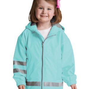 CR Toddler Jacket Aqua