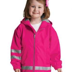 CR Toddler Jacket Hot Pink