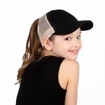 Kid's Mesh Back Hat