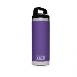 Yeti Rambler 18 oz Bottle- Purple