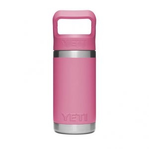 Yeti Rambler Jr. 12 oz Kids Bottle- Harbor Pink