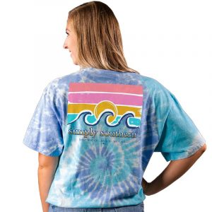 Simply Southern T-shirt- Saltwater Tide